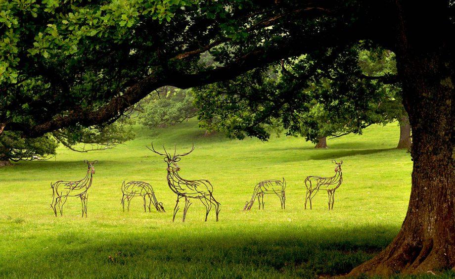 Andrew-Kay Sculpture -Herd