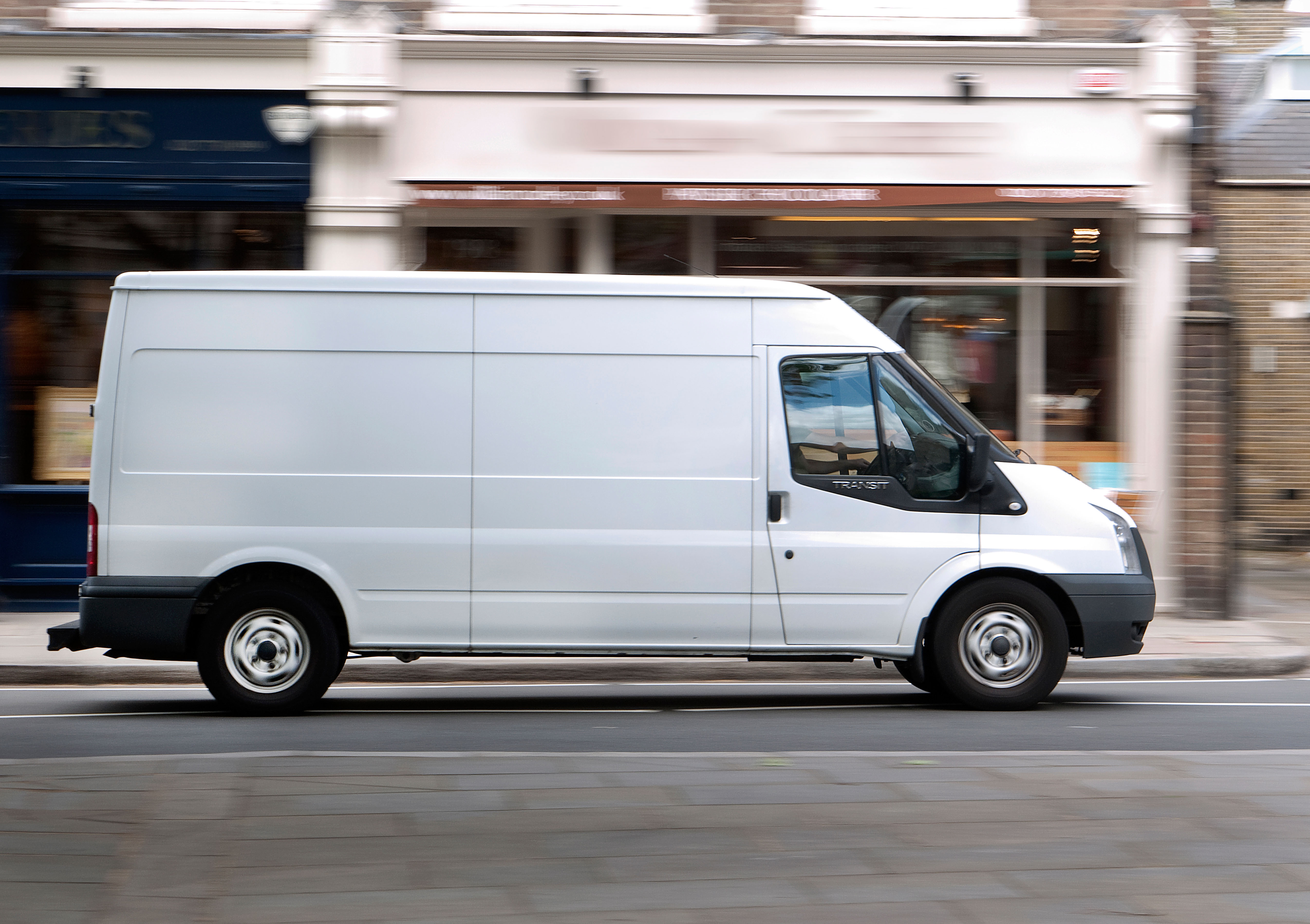 Country Life's very own White Van Man: 'It's my fifth and, thus, I've called it Van Cinq'