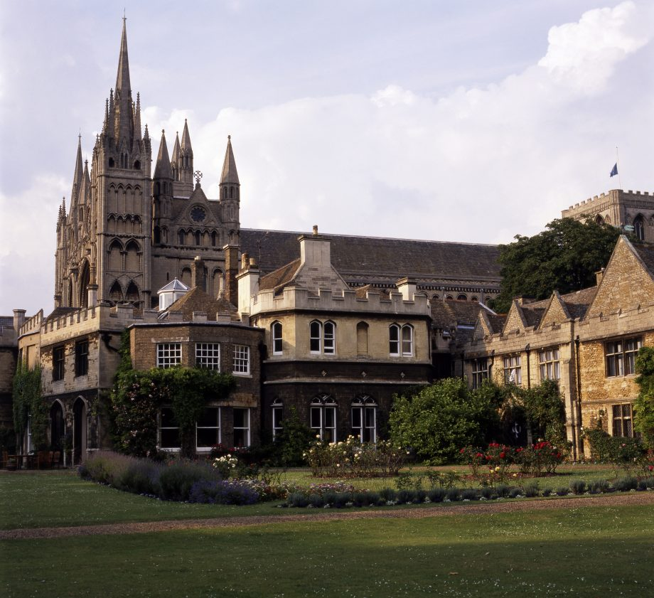 The Bishop's Palace, Peterborough