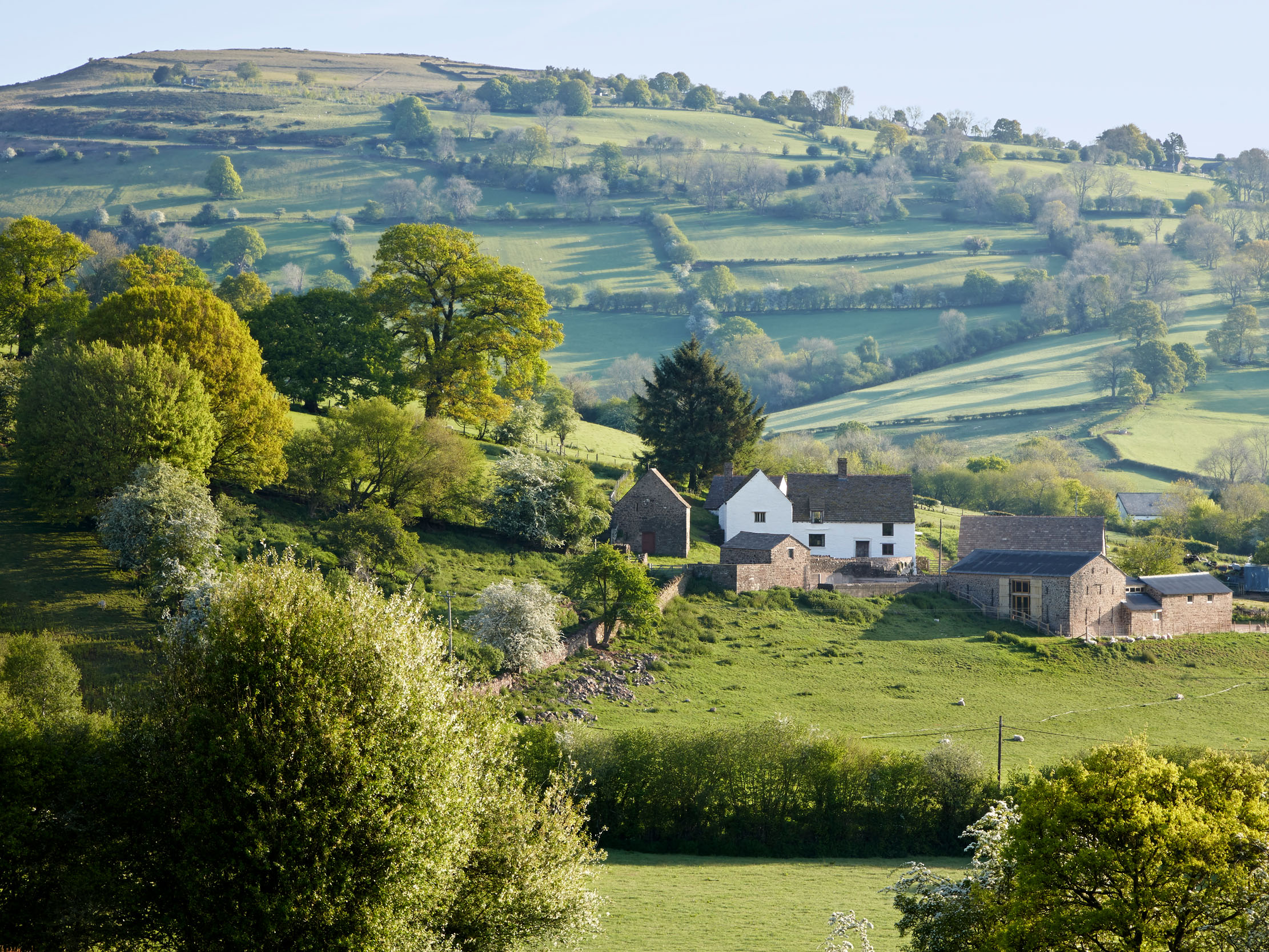 Llwyn Celyn: One of the most important medieval homes in Britain — yet one where, wonderfully, you can book family holiday