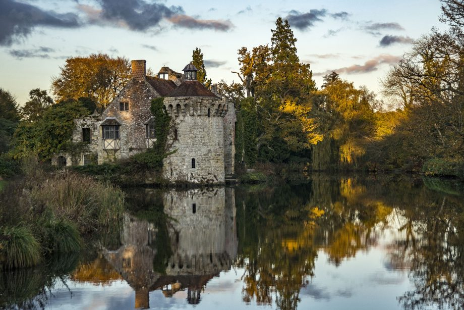Scotney Castle, Kent by Robert Pekalski