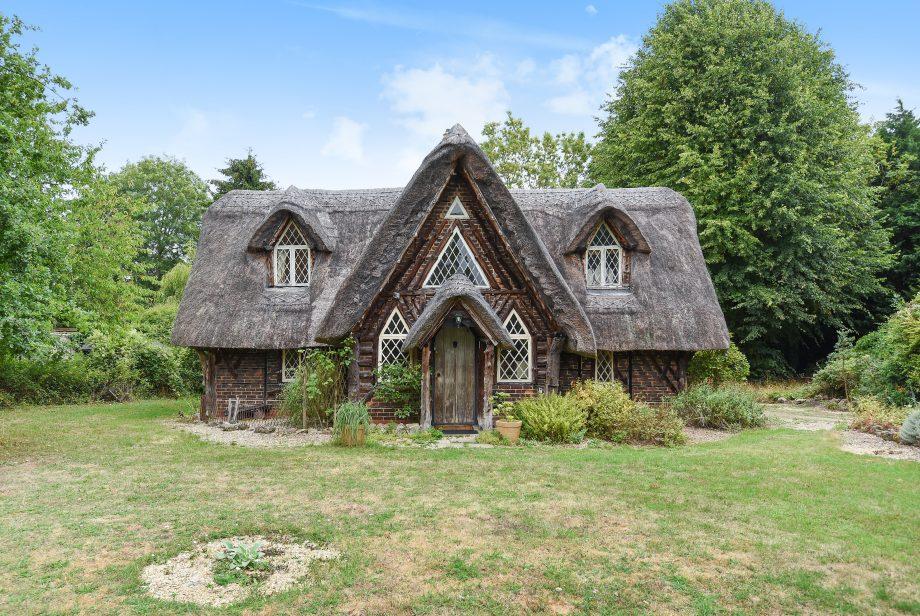 Swiss Cottage in Shrivenham.