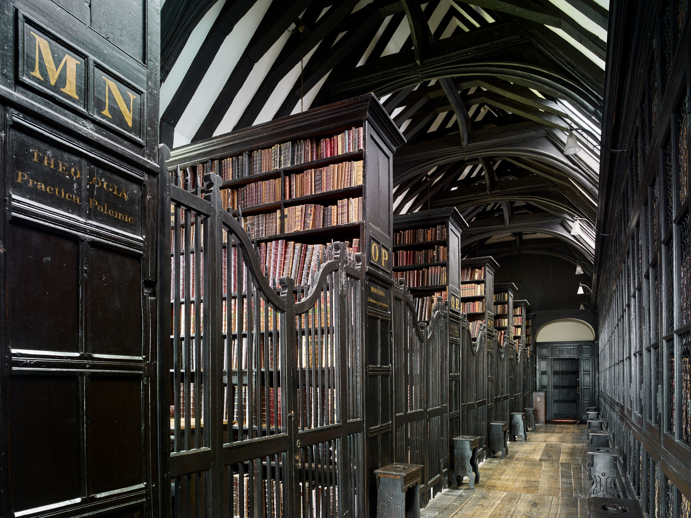 Chetham's: Inside the oldest public library in the English-speaking world