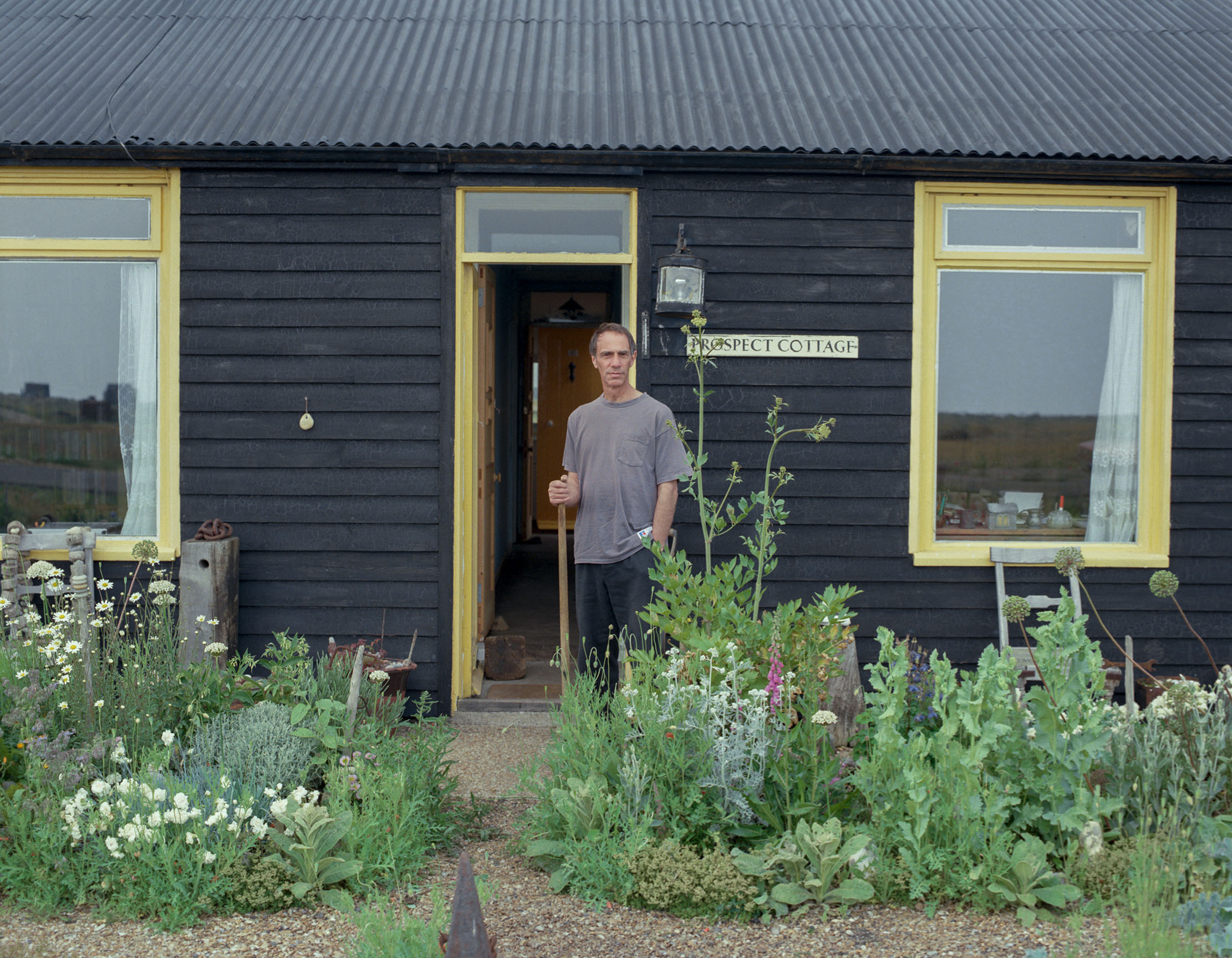 £3.5 million campaign launched to save Derek Jarman's iconic Prospect Cottage for the nation