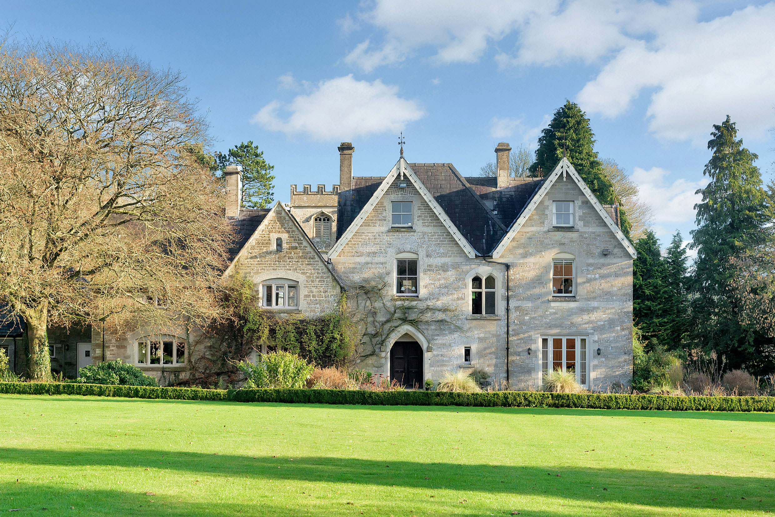 The Cotswolds country house once owned by the Horlicks millionaires, on sale for the first time since the 1980s