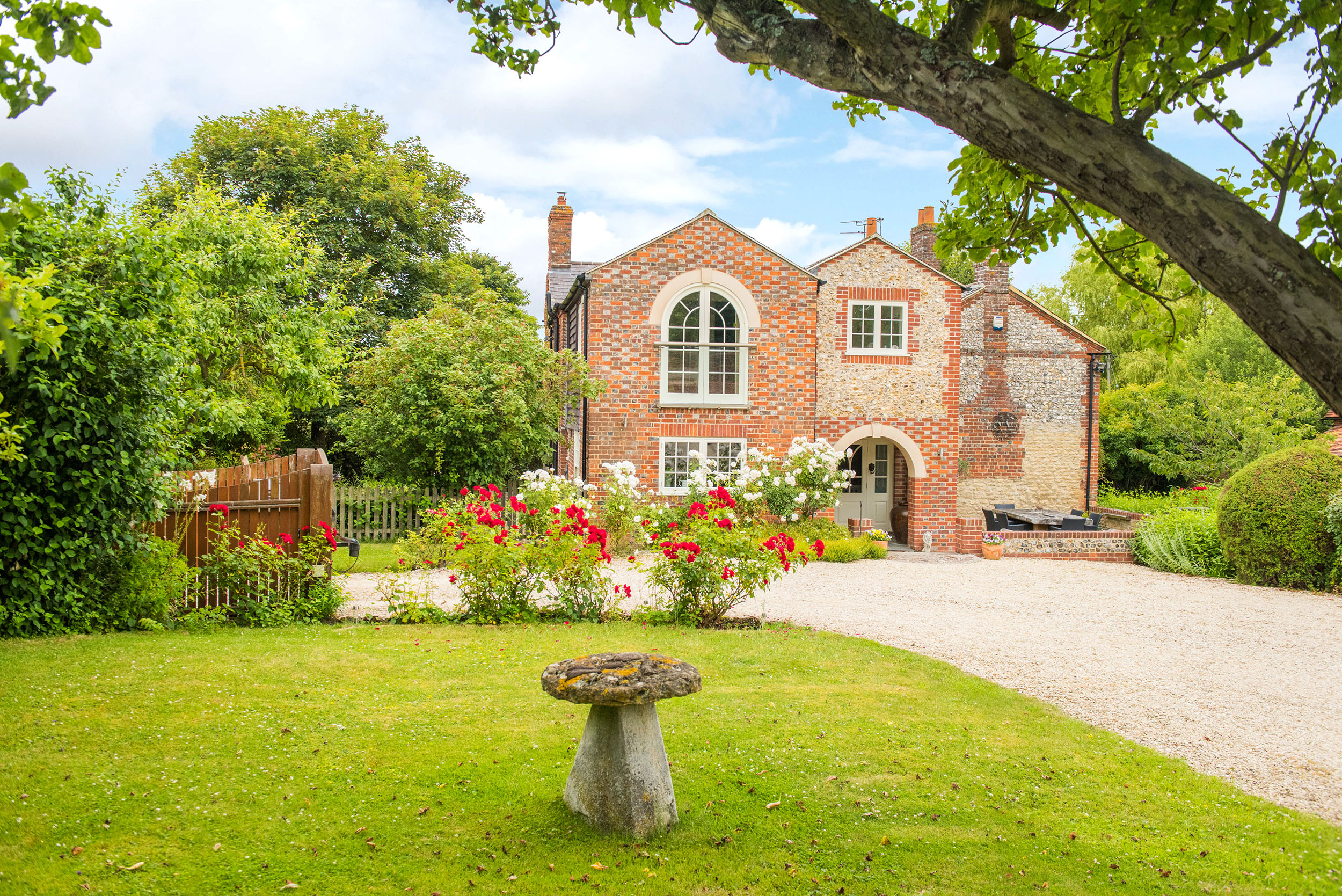 A wonderful home in the Chilterns which has had just five owners in 220 years, now looking for number six