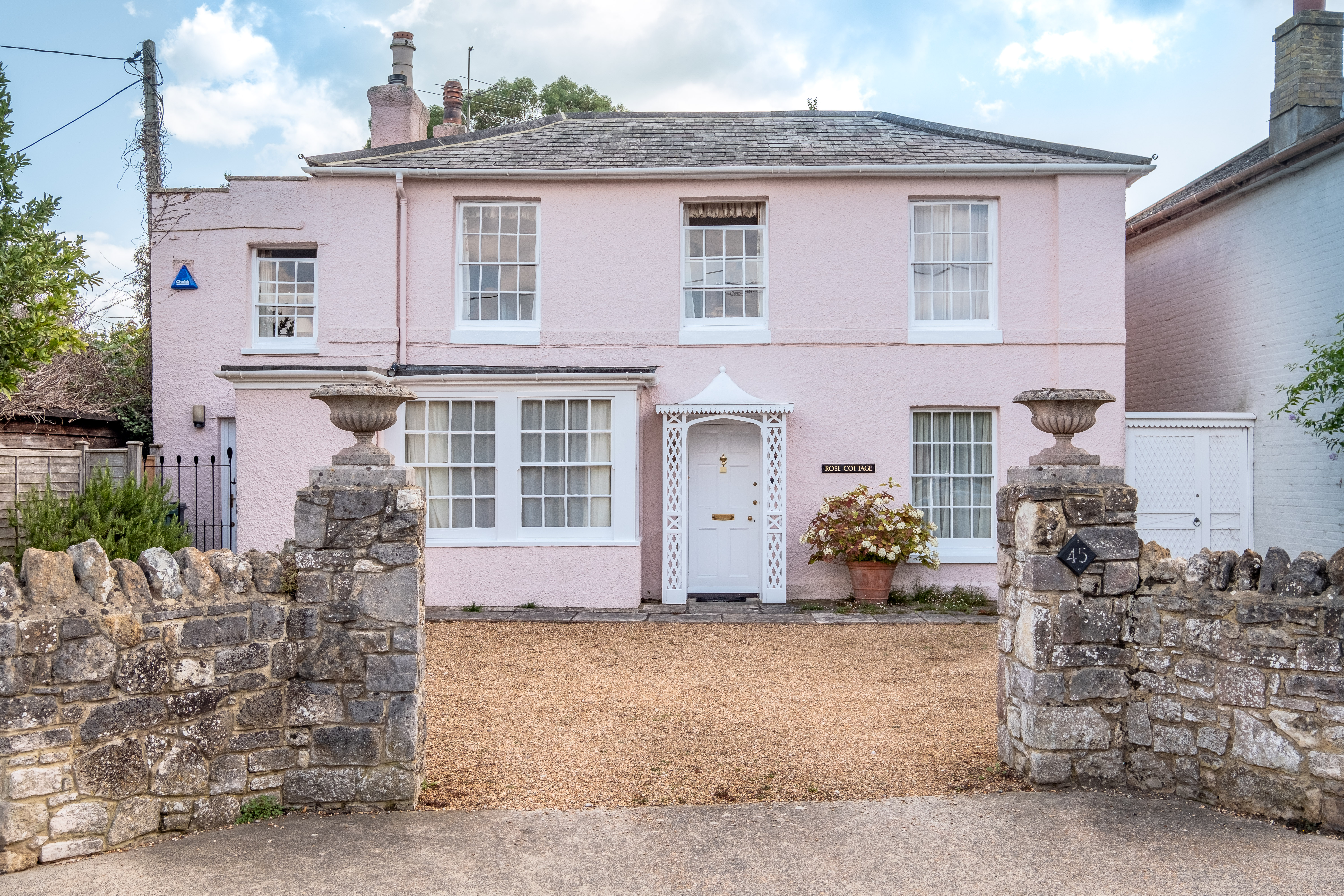 David Niven's idyllic childhood home comes up for sale: 'I adored it and was happier there than I had ever been'