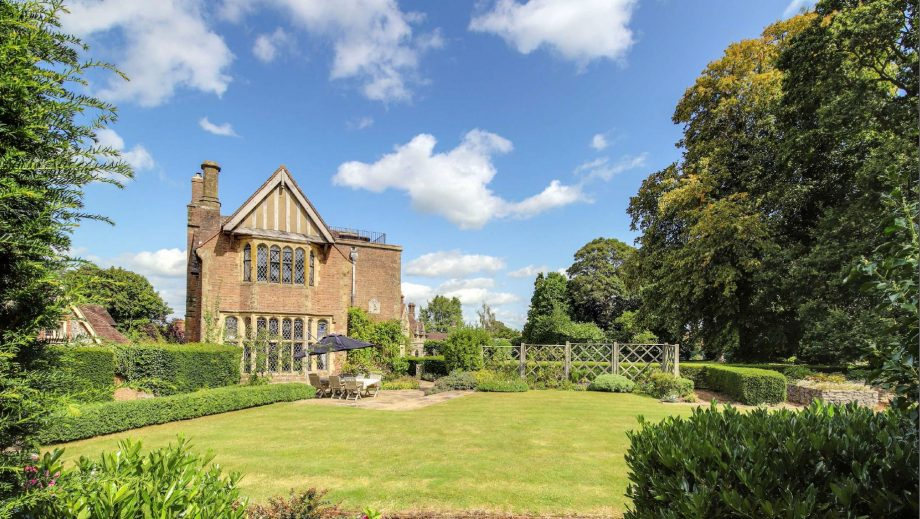 Country house for sale via Clarke & Charlesworth