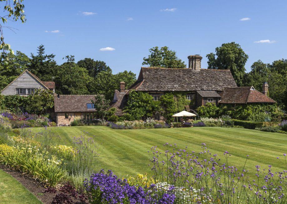 Comforts Place near Lingfield, Surrey.