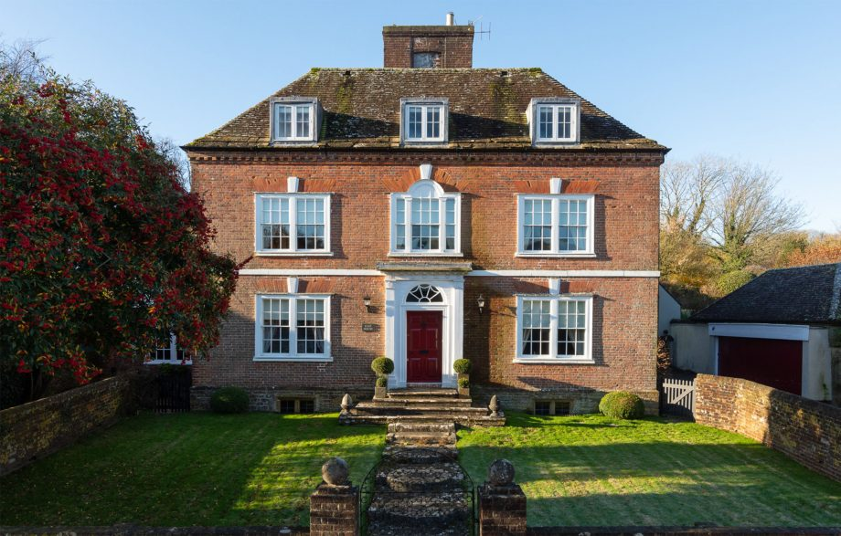Country House in Dorset, for sale via Jackson-Stops