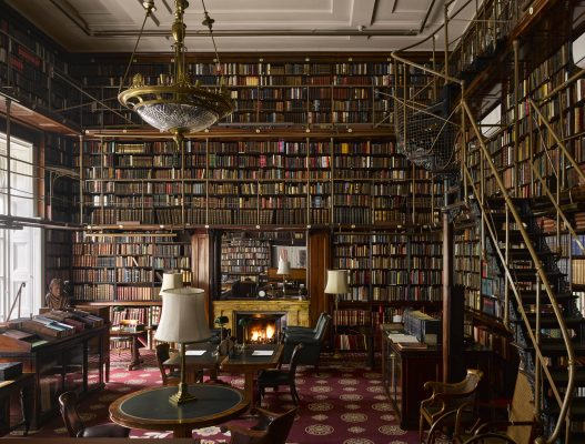 The Athenaeum: Ancient history, old rivals and a recent revival for the old Carlton House haunt - Country Life