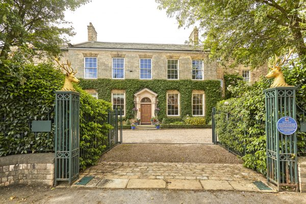 The spectacularly-renovated country house transformed by Geoffrey Boycott, now looking for a new owner - Country Life