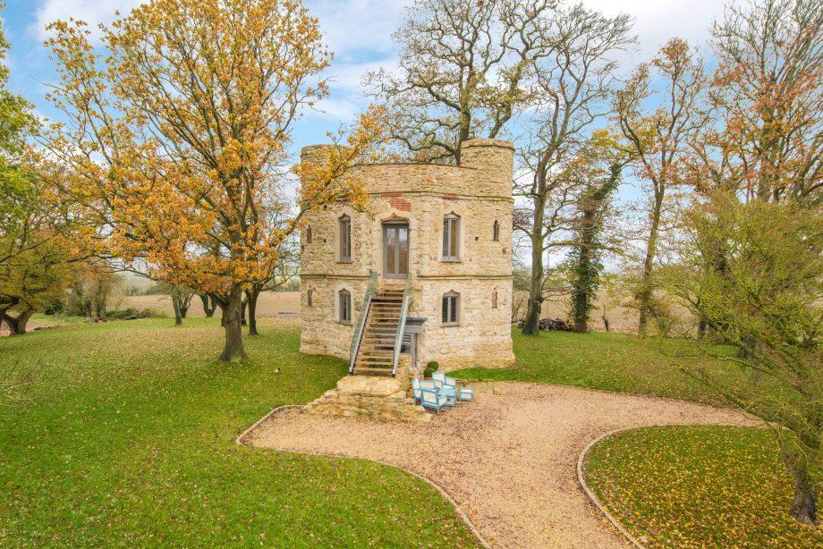 Dinton Castle