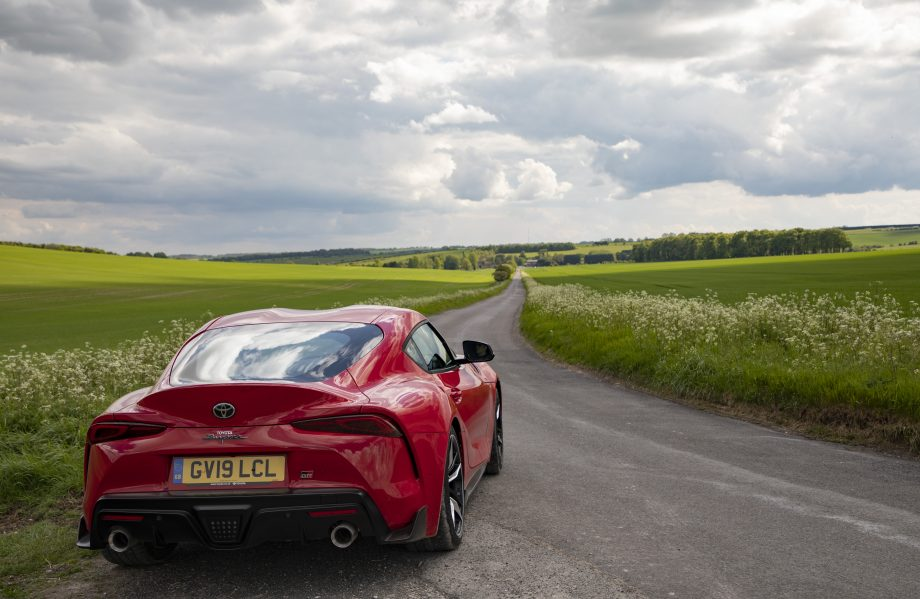 Toyota Supra, May 10th 2019, Photos Jed Leicester, car review