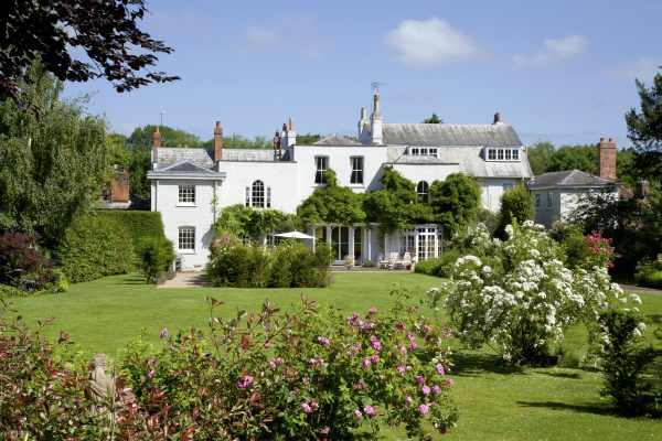 A Grade II-listed Georgian home in the glorious countryside, just 23 minutes from central London - Country Life