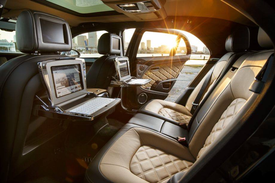 Mulsanne Speed Bentley interior