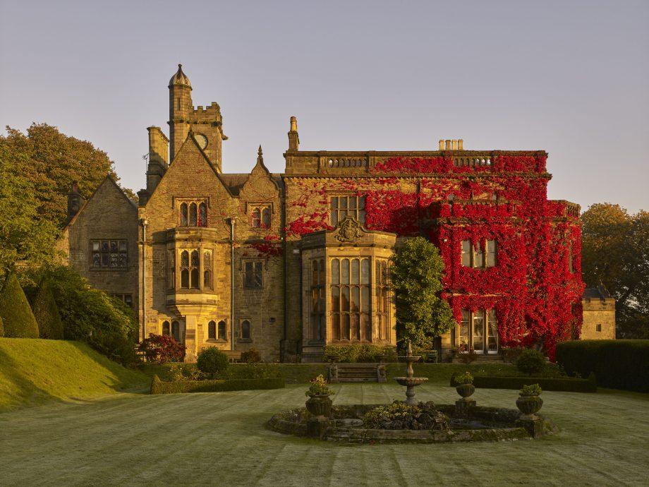 Ogston Hall, Derbyshire