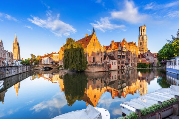 Bruges, Belgium: The city of arts and crafts, a cultural hub for the last 700 years - Country Life