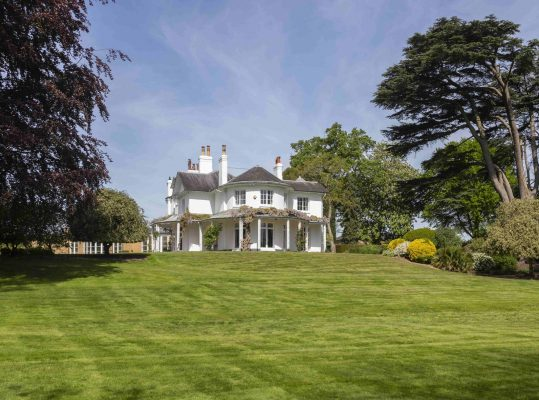 An utterly charming Buckinghamshire home where one of the great British films of the 1940s was made - Country Life