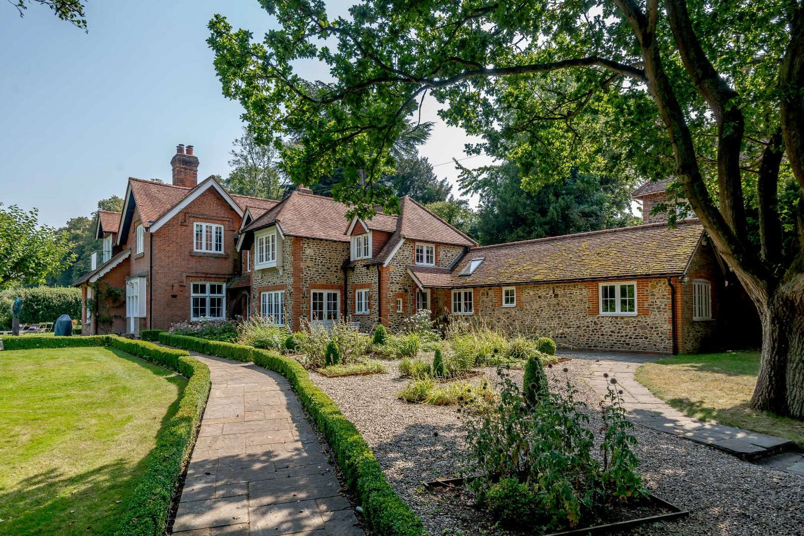 Two fine houses for sale in Surrey, as seen in Country Life - Country Life