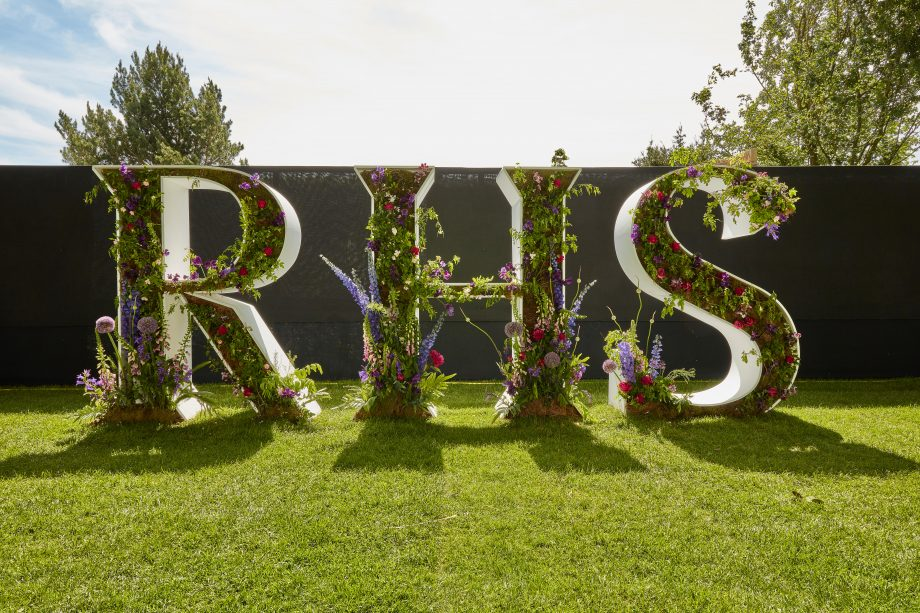 The RHS Chelsea Flower Show, 2017.