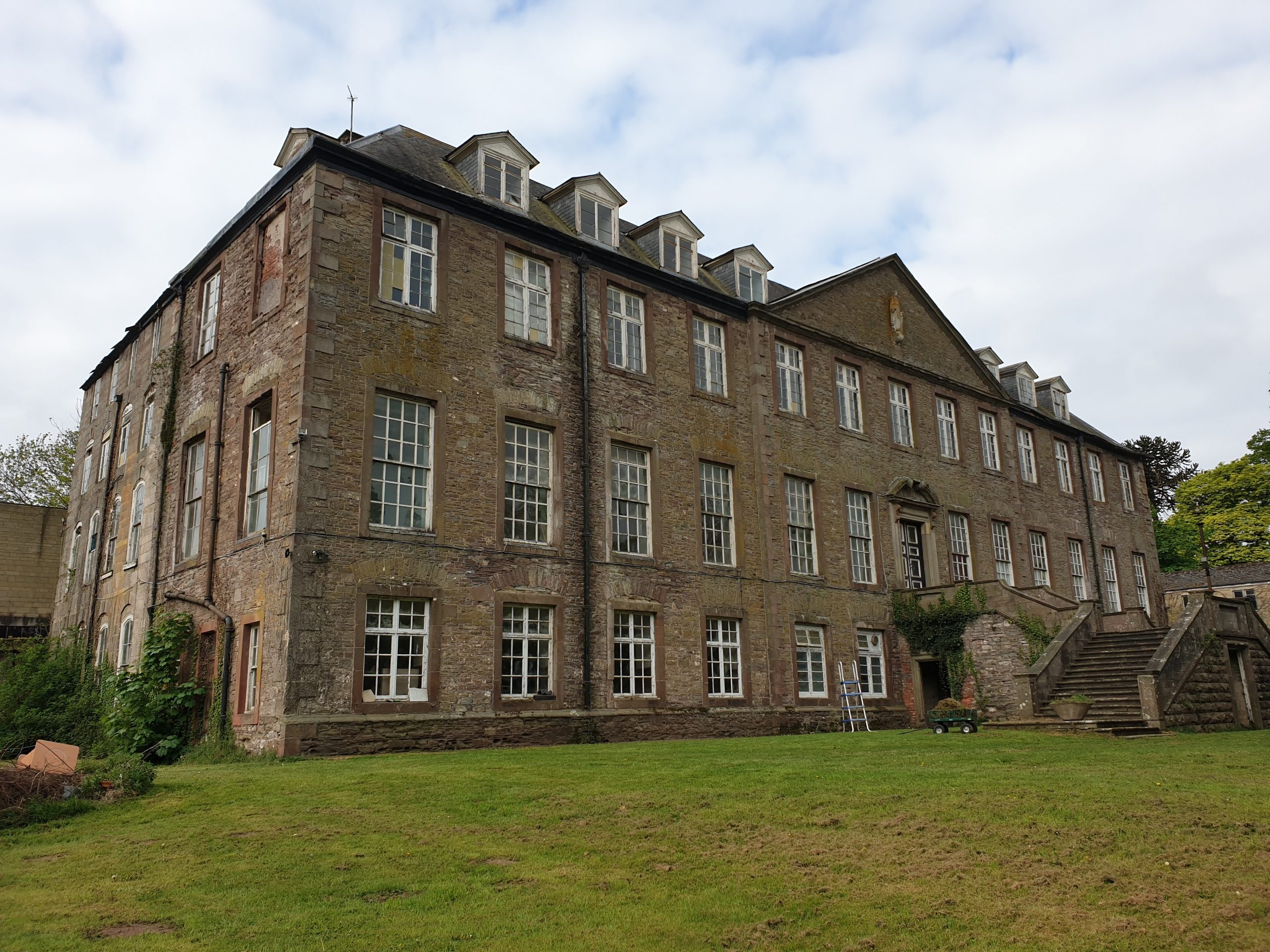 What Happened Next To The 33 Room Ducal Mansion Being Auctioned Off For 200 000 Country Life
