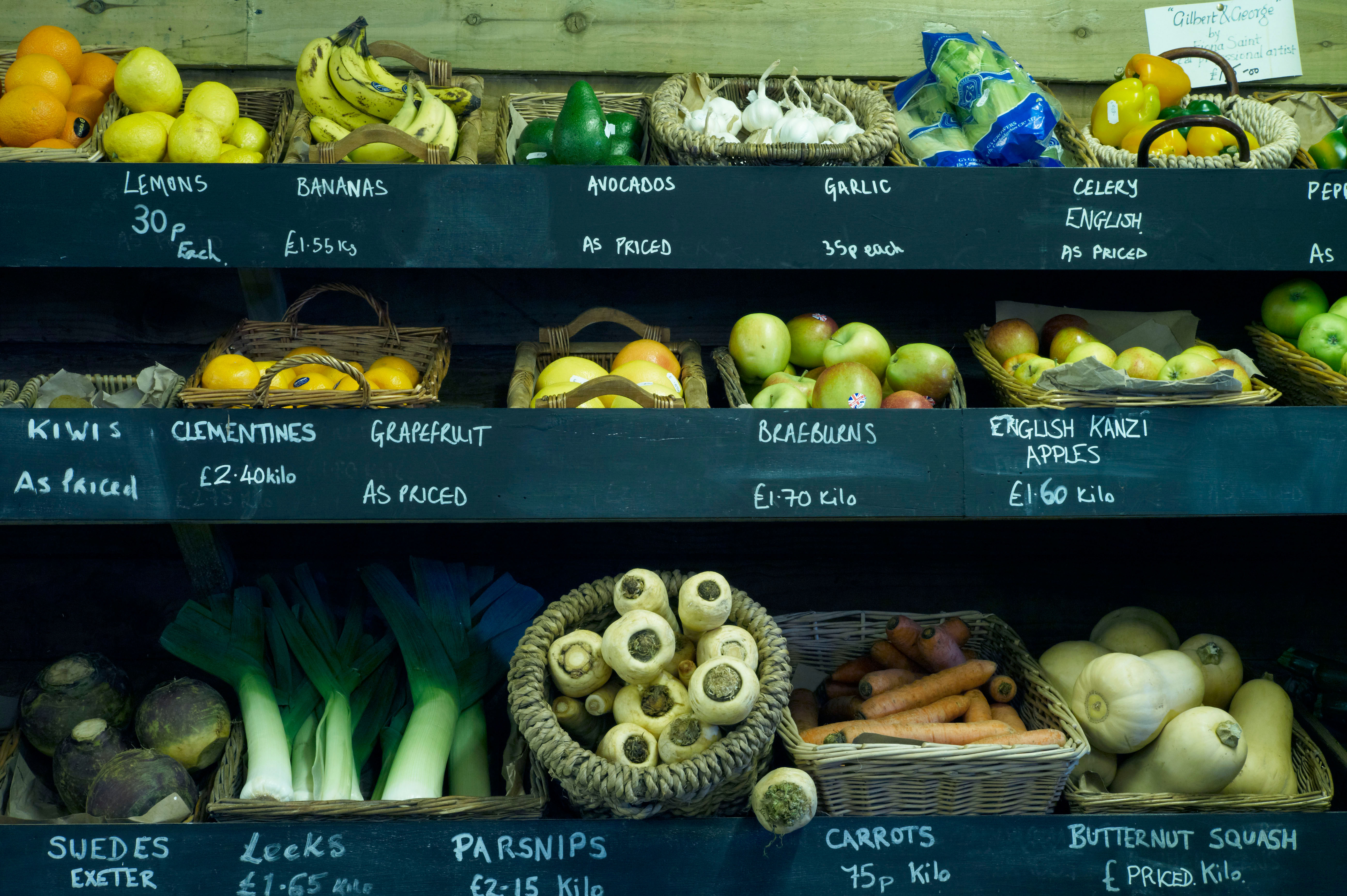 Jason Goodwin: Supermarkets sell 10,000 different things, but it turned out we hardly need any of them - Country Life
