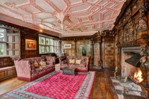 'One of mid-Devon's most captivating country houses' for sale, with 400-year-old interiors and huge, rolling grounds 1