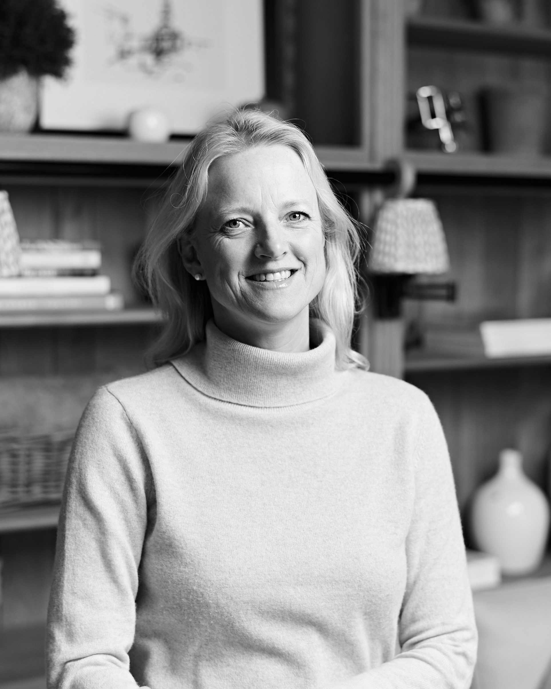 Where I work: Emma Sims-Hilditch, interior designer - Country Life