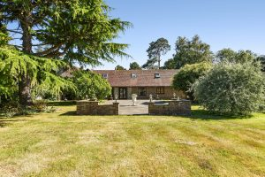 The home of Britain's last surviving Battle of Britain ace comes up for sale 1