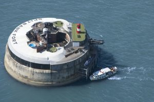 Live in your choice of Victorian sea forts, from a boutique delight with helipad to a crumbling wreck that's a blank canvas 1