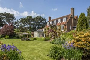 A vanishingly rare chance to buy one of the finest homes in Lymington, with a price tag to match its charms 1