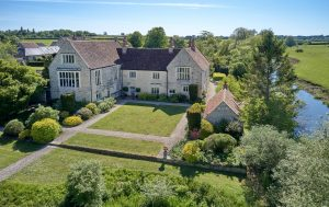 A spectacular house once owned by one of Henry VIII's wives comes to the market 1