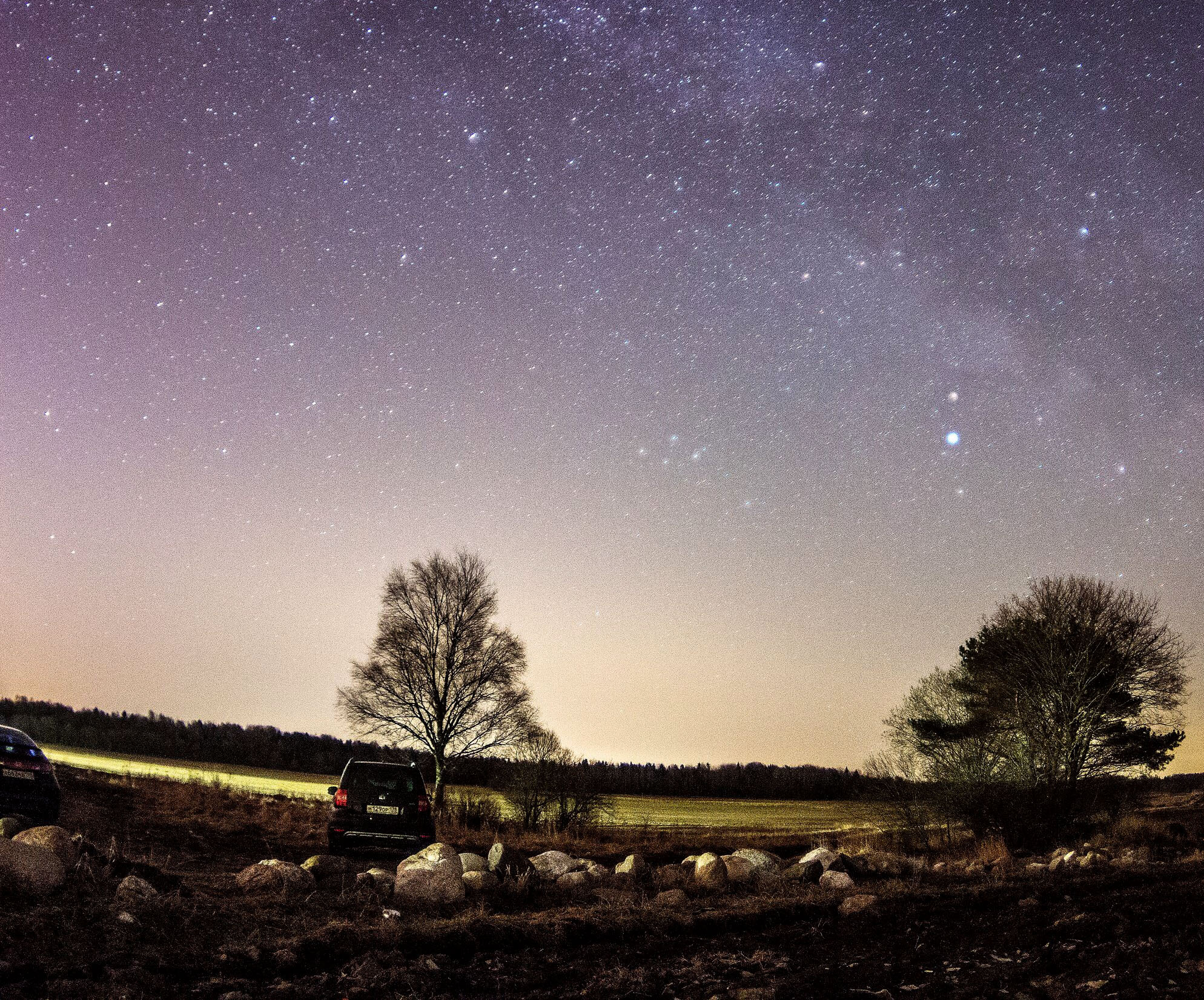 Jason Goodwin: The night I accidentally sent a friend to go dogging on a remote West Country hilltop - Country Life