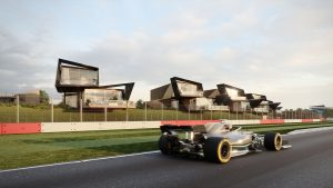 The fastest homes in Britain? The £1.65m trackside homes at Silverstone, and what you could get elsewhere in Northamptonshire 1