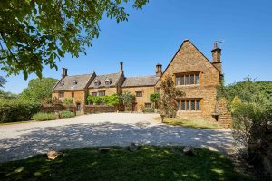 A Cotswolds manor house that boasts a pool, tennis court and six hundred years of history 1