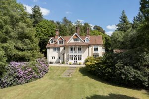 44 of simply the finest homes on the market around Britain, as seen in Country Life 1