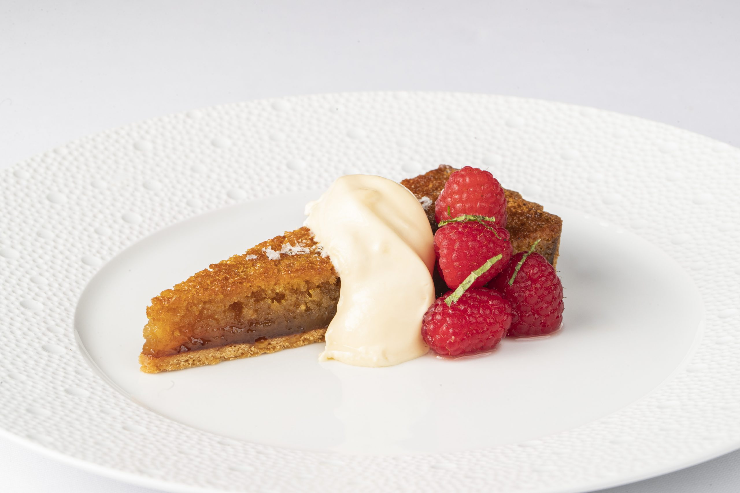 How To Make Shaun Rankin S Award Winning Treacle Tart Country Life