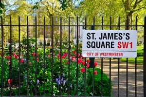 How St James's went from London's 'receptacle for offal and cinders' to its prettiest little city centre village 1