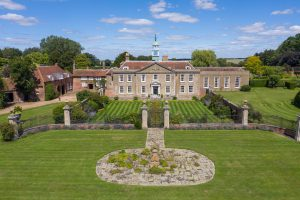 A fabulous Hertfordshire country house with a swimming pool that's like stepping back into Ancient Rome 1