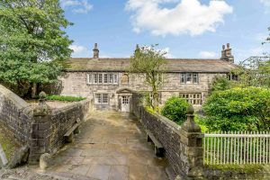 Ponden Hall: The house that inspired Emily Brontë's Wuthering Heights comes up for sale 1
