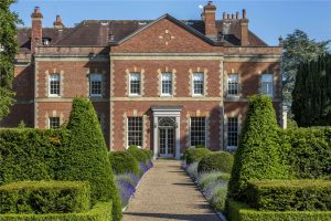 The Ashe Park Estate, beloved of Jane Austen in the 18th century, seeks a new owner for the 21st century 1