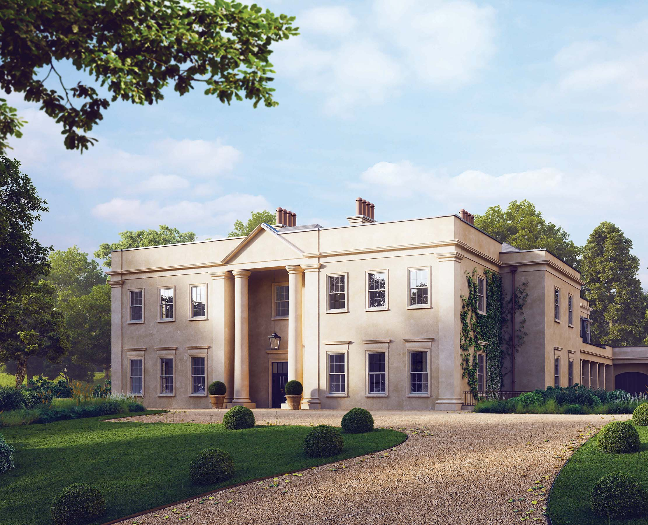 Creating the house of your dreams with Janine Stone - Country Life
