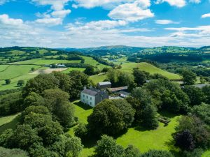 An estate in the Brecon Beacons for sale that's family home, sanctuary, working farm and business opportunity rolled into one 1