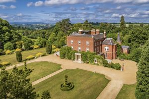 A vast, spectacular and immaculate hall for sale that was once the seat of one of the most powerful families in Shropshire 1