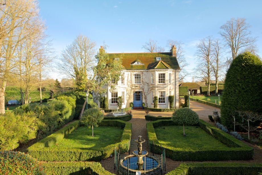 Tyringham House, Buckinghamshire