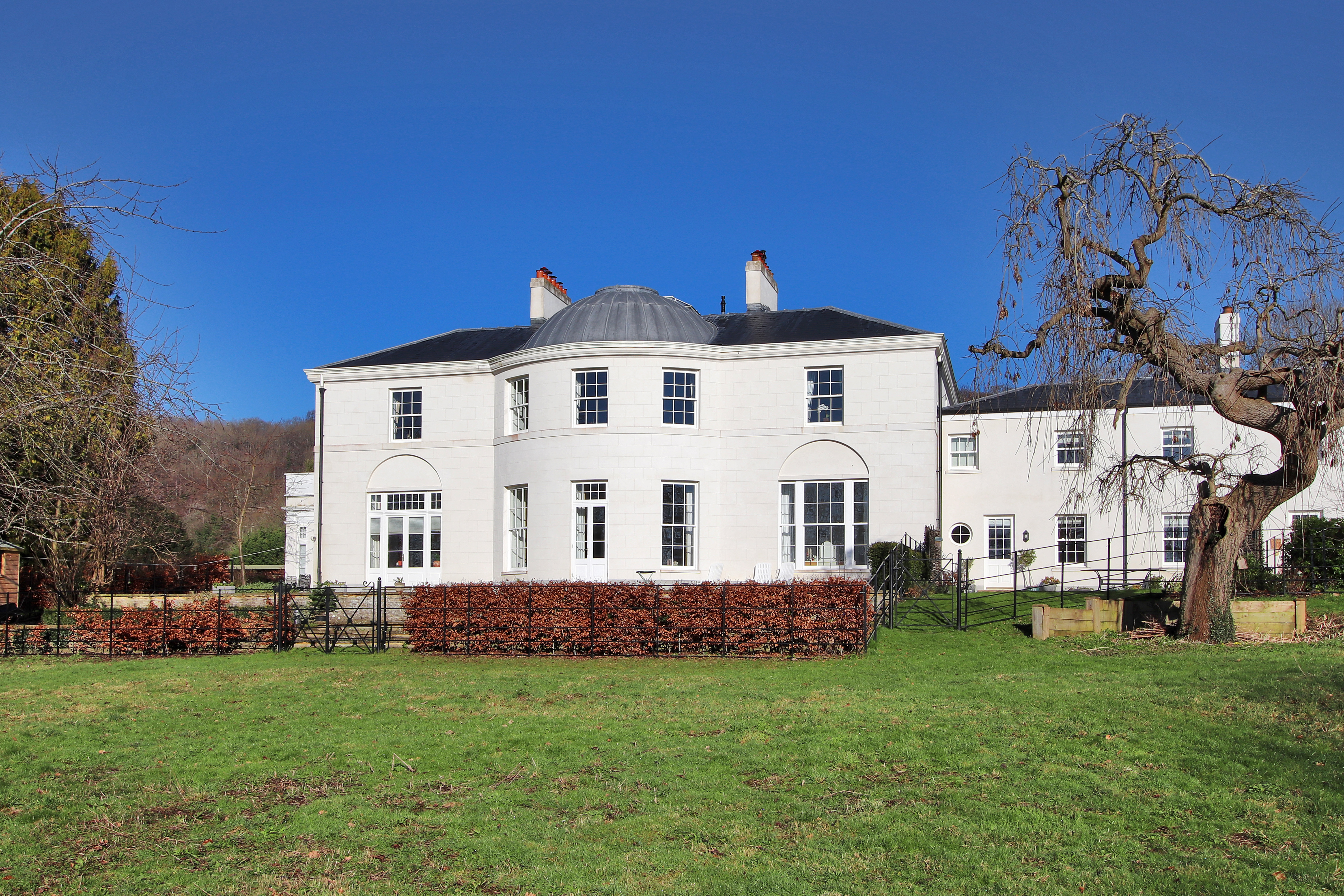 A glorious Georgian country home where Jane Austen once stayed — but did she write Pride and Prejudice here? - Country Life