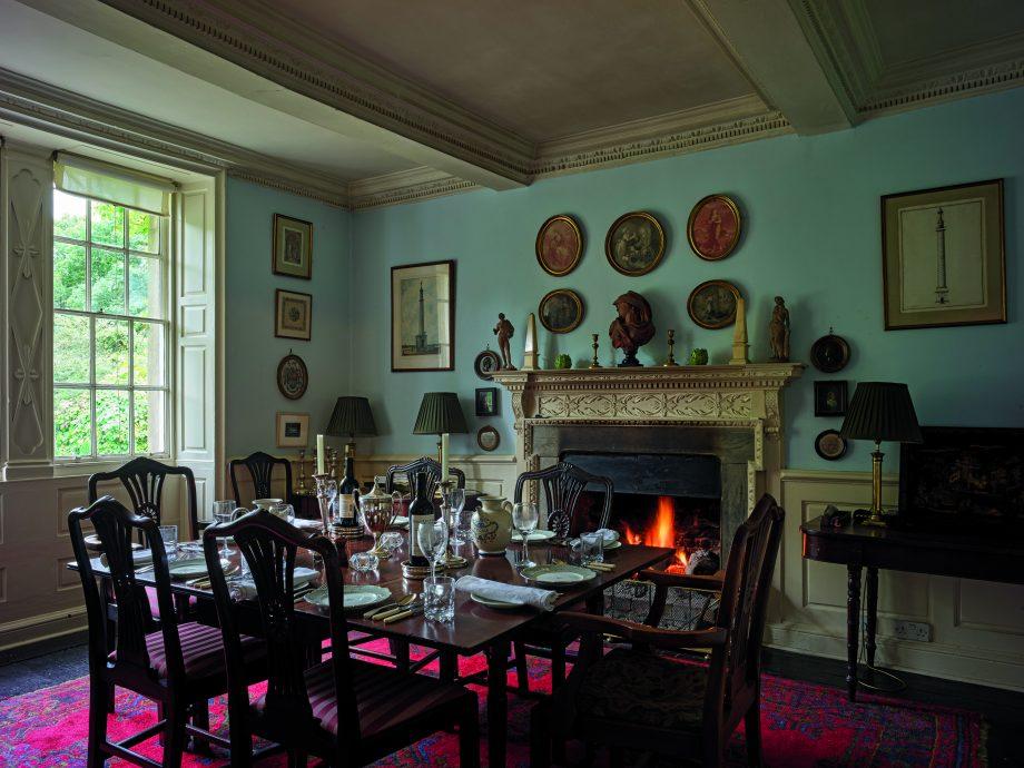 Beckside House dining room