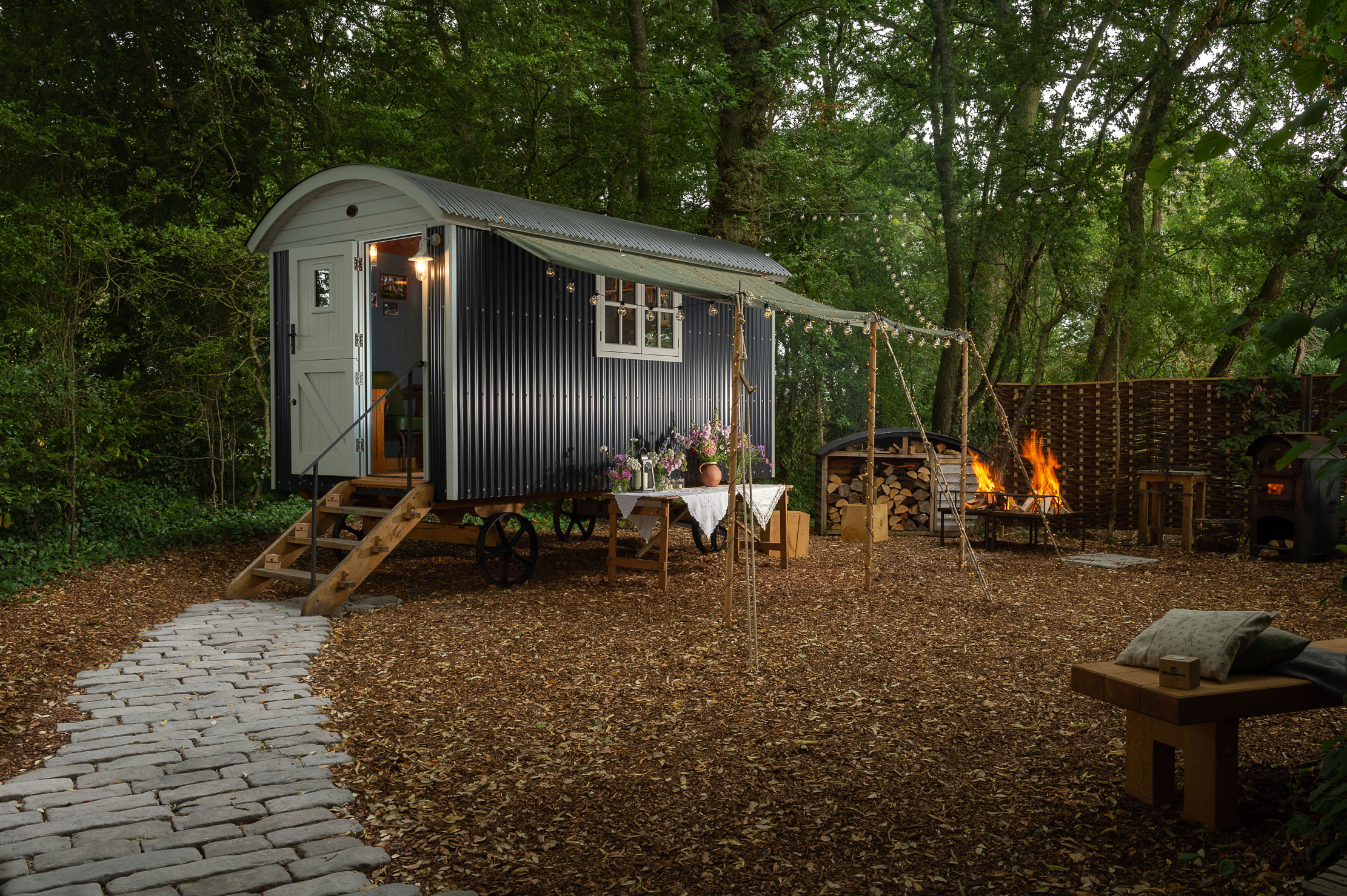 The best posh sheds, garden rooms and shepherd's huts for your garden - Country Life
