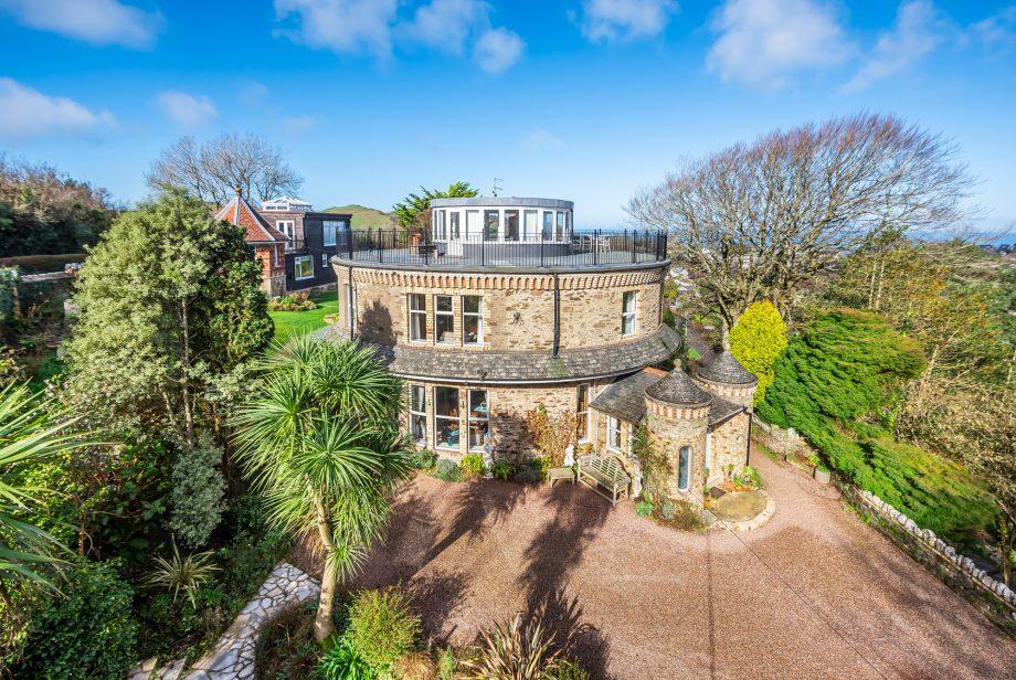 The Round House, Ilfracombe